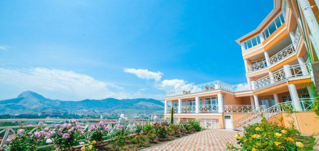 гостевой дом Шелен в Судаке Крым
