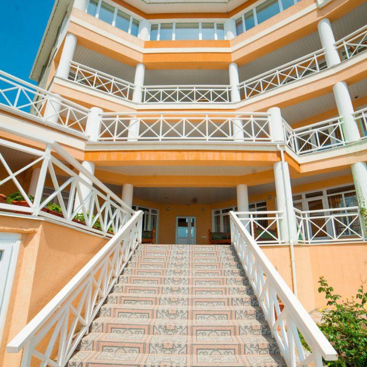 отель Шелен в Судаке Крым